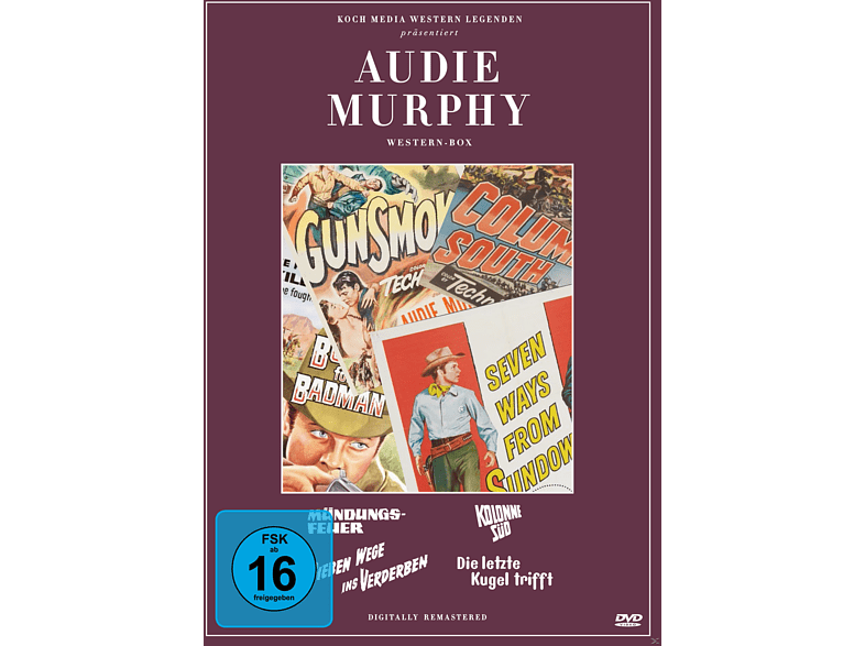 AUDIE MURPHY COLLECTION [DVD]