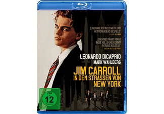 JIM CARROLL IN D.STRASSEN V.NEW YORK - (Blu-ray)