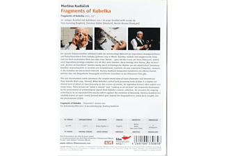 FRAGMENTS OF KUBELKA - (DVD)