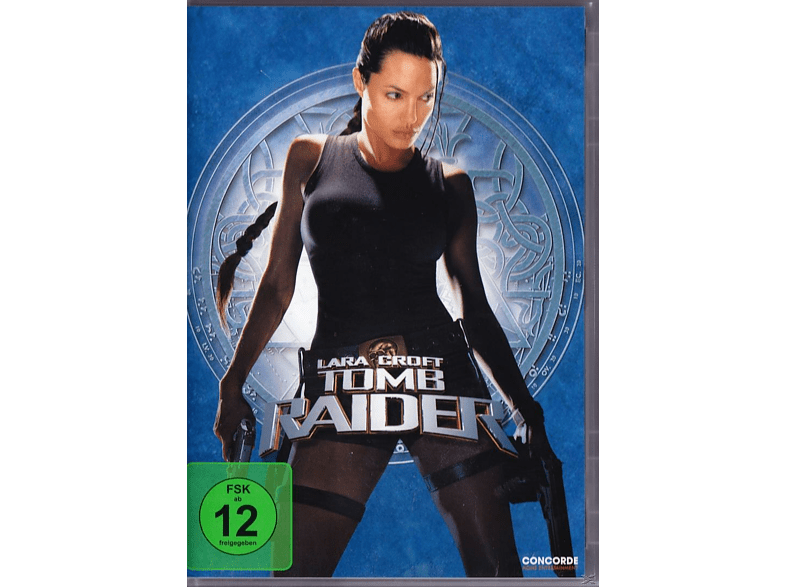 TOMB RAIDER (SINGLE VERSION) [DVD]