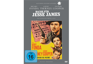RACHE FÜR JESSE JAMES - (DVD)