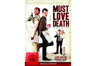 MUST LOVE DEATH (SPECIAL EDITION) - (DVD)