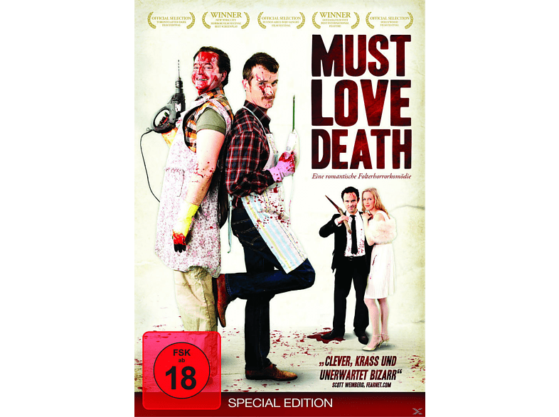 MUST LOVE DEATH (SPECIAL EDITION) [DVD]