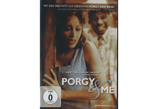 PORGY & ME - IN DER WELT VON GERSHWINS PORGY AND B - (DVD)