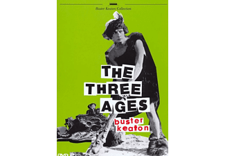 THREE AGES - (DVD)