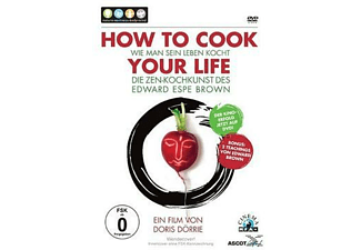 HOW TO COOK YOUR LIFE - (DVD)