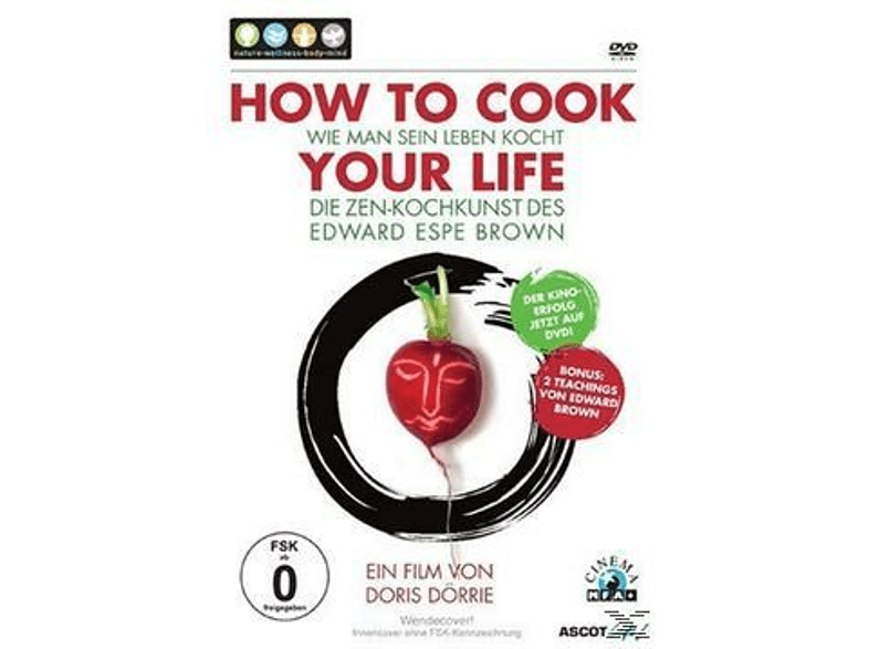 HOW TO COOK YOUR LIFE [DVD]