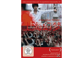 SHANGHAI FICTION - (DVD)