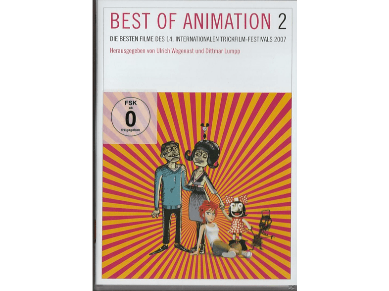 Best of Animation 2 [DVD]
