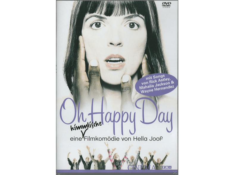 OH HAPPY DAY [DVD]