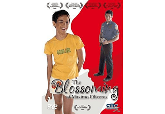 THE BLOSSOMING OF MAXIMO OLIVEROS [DVD]