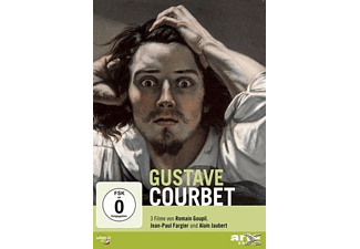 GUSTAVE COURBET - (DVD)