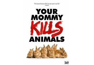 YOUR MOMMY KILLS ANIMALS (OMU) [DVD]