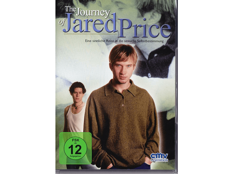 THE JOURNEY OF JARED PRICE (OMU) [DVD]