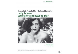 HEDY LAMARR - SECRETS OF A HOLLYWOOD STAR - (DVD)