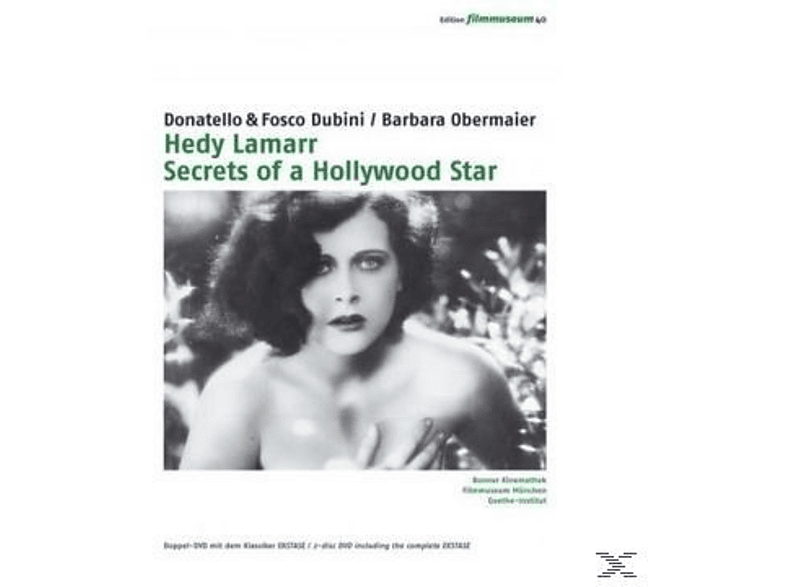 HEDY LAMARR - SECRETS OF A HOLLYWOOD STAR [DVD]