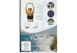 YOGA 3IN1 WORKOUT - (DVD)