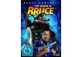 MY NAME IS BRUCE - (DVD)