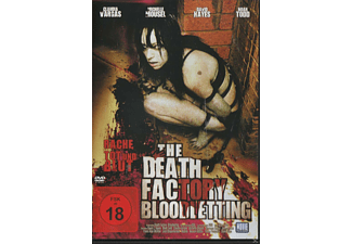THE DEATH FACTORY - BLOODLETTING - (DVD)