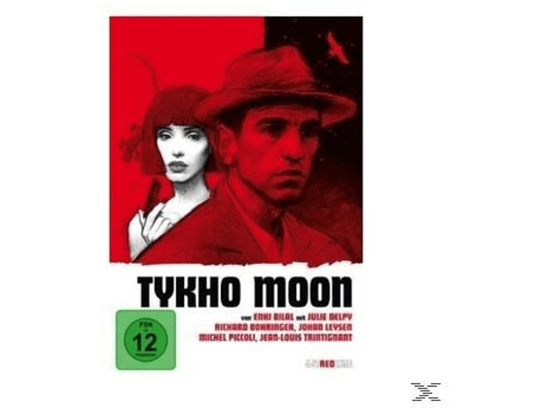 TYKHO MOON (RED LINE - SPECIAL EDITION) [DVD]