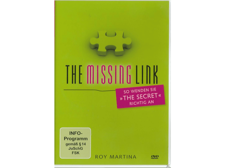 THE MISSING LINK - DIE GEBRAUCHSANLEITUNG ZU THE S [DVD]