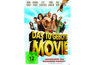 DAS 10 GEBOTE MOVIE [DVD]