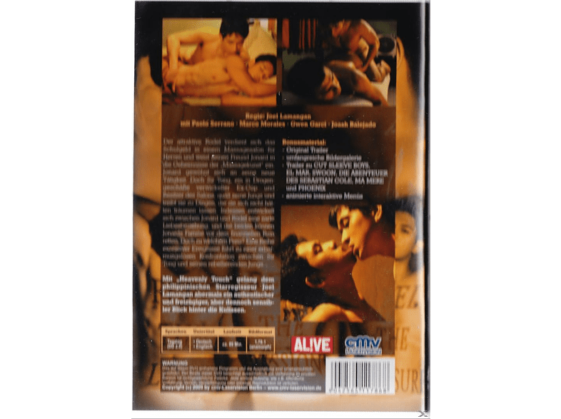 HEAVENLY TOUCH (OMU) [DVD]
