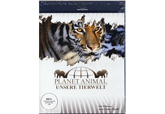 PLANET ANIMAL - UNSERE TIERWELT - (Blu-ray)