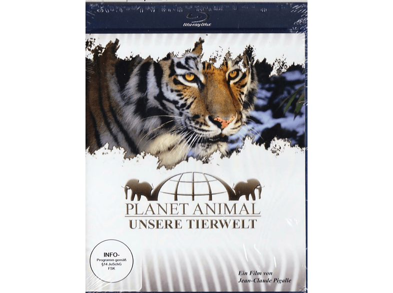 PLANET ANIMAL - UNSERE TIERWELT [Blu-ray]