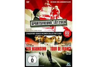 SPORTSFREUND LÖTSCH - OVERCOMING - (DVD)