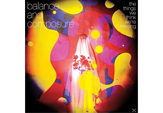 Balance And Composure - The Things We Think We're Missing (Excl.Transpare - (Vinyl)