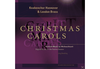 Knabenchor Hannover/London Bra - Christmas Carols - (CD)
