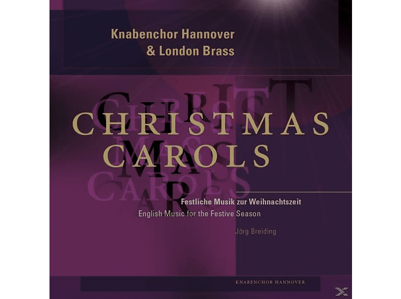 Knabenchor Hannover/London Bra - Christmas Carols [CD]