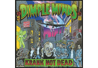 Dimple Minds - Krank Not Dead - (CD)