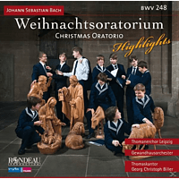 Biller/Thomanerchor Leipzig/Gewandhausorchester - Weihnachtsoratorium Highlights [CD]