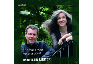 Laske,Thomas/Louis,Verena - Lieder - (CD)