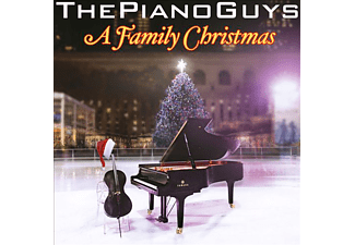 The Piano Guys - A Family Christmas (CD)