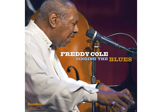 Freddy Cole - Singing The Blues - (CD)