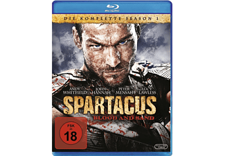 Spartacus - Blood and Sand - Staffel 1 [Blu-ray]
