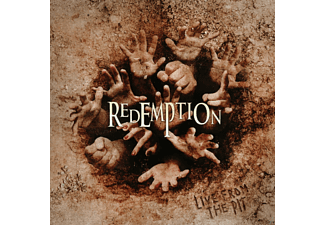 Redemption - Live From The Pit - (CD + DVD)