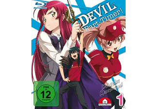 The Devil is a Part-Timer - Vol. 1 - (Blu-ray)