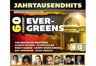VARIOUS - Jahrtausendhits - 60 Greatest Evergreens - (CD)