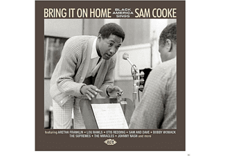 VARIOUS - Bring It On Home - Black America Sings Sam Cooke - (CD)