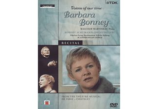 Barbara Bonney - Barbara Bonney - Voices of our time - (DVD)