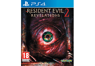 CAPCOM PS4 RESIDENT EVIL REVEL. 2