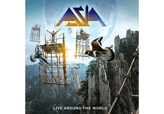 Asia - Live Around The World [CD]