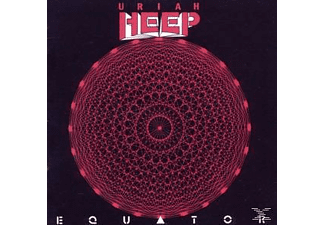 Uriah Heep - Equator (25th Anniversary Expanded) - (CD)