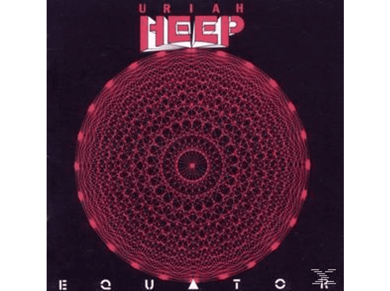 Uriah Heep - Equator (25th Anniversary Expanded) [CD]