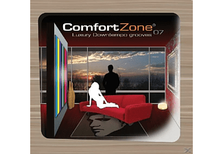 VARIOUS - Comfort Zone 7 - (CD)