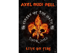 Axel Rudi Pell - Live On Fire - (DVD + CD)